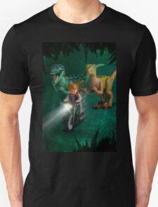 Lego Jurassic World Unisex T-Shirt
