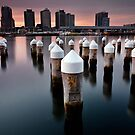 Docklands, Melbourne by Alex Wise