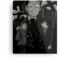 Gottle O' Geer Metal Print