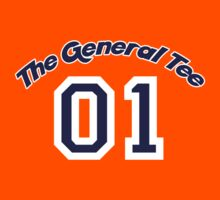 General Lee Kids Clothes