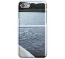 Oar rowing boat iPhone Case/Skin