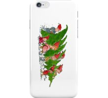 Christmas tree 2 iPhone Case/Skin