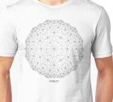 Snowflake 2011 Unisex T-Shirt