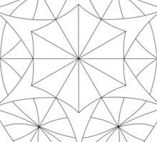 Snowflake 2011 Sticker
