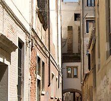 Back Street of Venice by maispice