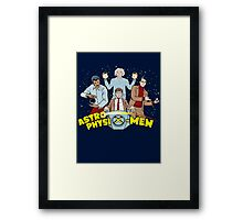 AstrophysiX-Men Framed Print