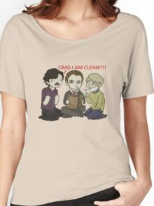 A Study In Canon Women's Relaxed Fit T-Shirt