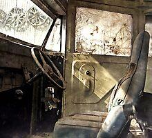 Into Trucks by Barbara D Richards