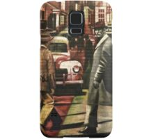 Old New York Samsung Galaxy Case/Skin