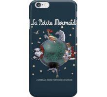 La Petite Mermaid (version2) iPhone Case/Skin