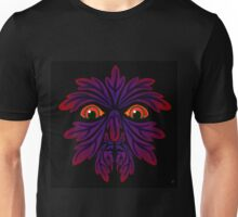 GREEN MAN 2 Unisex T-Shirt