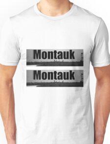 Montauk Jetty Unisex T-Shirt