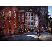 New York - City - Greenwich Village - Northern Dispensary  Photographic Print