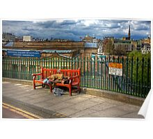 Down and Out in Edinburgh Poster
