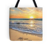 Christmas Wishes From The Children's Beach Tote Bag