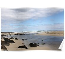 Margaret River Beach Poster