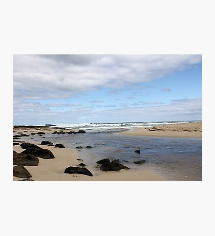 Margaret River Beach Photographic Print