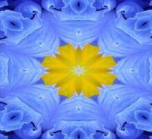 Krazy Kaleidoscope 1018 Sticker