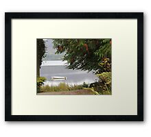 Donegal Peace  Lough Eske- Donegal Ireland Framed Print