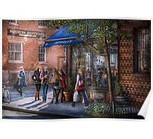 New York - Store - Greenwich Village - Jefferey's  Poster