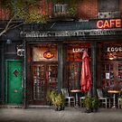 New York - Store - Greenwich Village - Sweet Life Cafe by Mike  Savad