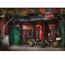 New York - Store - Greenwich Village - Sweet Life Cafe Photographic Print