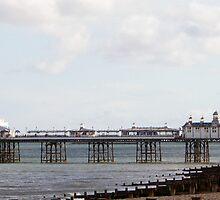 eastborne pier by Penny Rumbelow