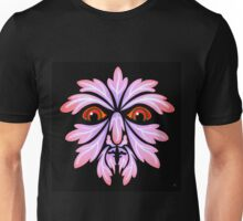 GREEN MAN 3 Unisex T-Shirt