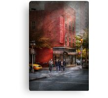 New York - Store - The old delicatessen Canvas Print
