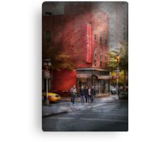 New York - Store - The old delicatessen Canvas Print
