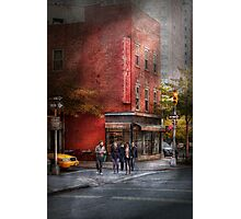 New York - Store - The old delicatessen Photographic Print