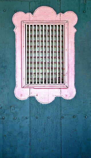 The Pink Window by Gisele Bedard