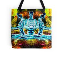 Interwoven conciousness Tote Bag