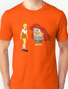 Little Merbob Maidpants Unisex T-Shirt