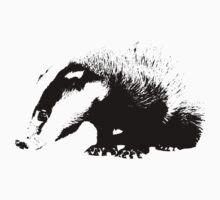 beautiful badger One Piece - Long Sleeve