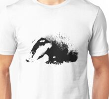 beautiful badger Unisex T-Shirt