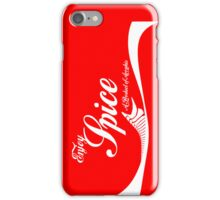 Spice iPhone Case/Skin