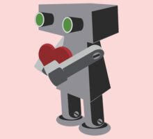 Robots need love too... by Christian Clarke