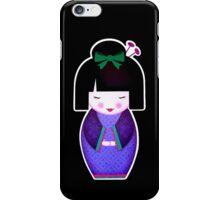 Kokeshi iPhone Case/Skin
