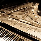 Grand Concert Piano by Mark McClare