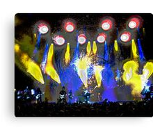 Slipknot Toys Canvas Print