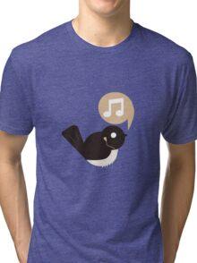SweetyBird - shufflebird Tri-blend T-Shirt