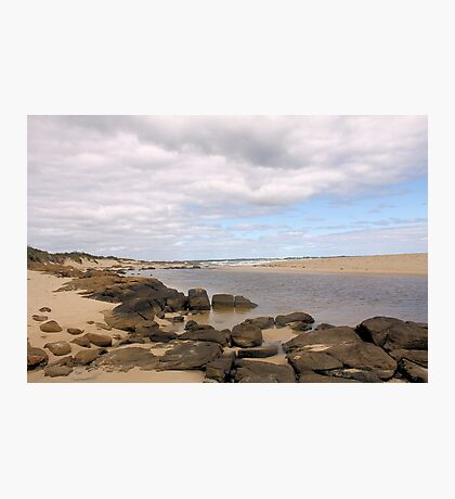 Mouth of the Margaret River  Photographic Print