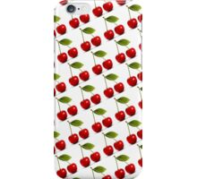 Juicy Cherries iPhone Case/Skin