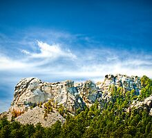 Mount Rushmore HDR 2 by trussphoto