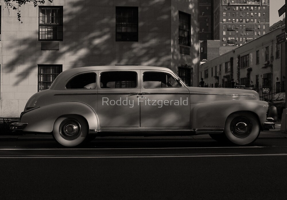 Cars 7 by Roddy Fitzgerald