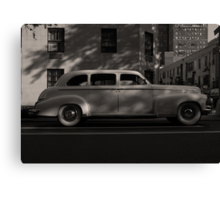 Cars 7 Canvas Print