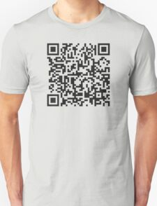 QR Code Quote - Technology Has Exceeded Our Humanity T-Shirt