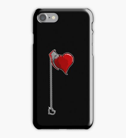 Explosive desire iPhone Case/Skin