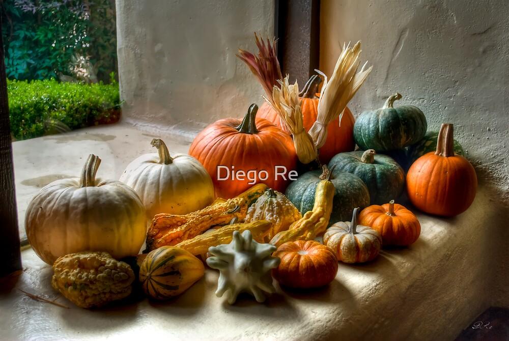 Pumpkins by Diego Re